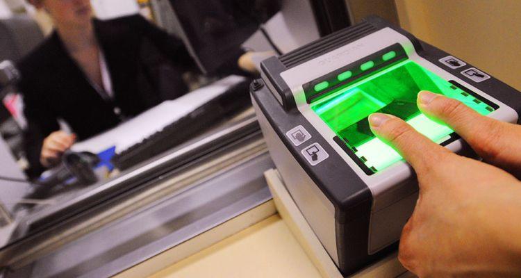 Отпечатки пальцев - IIG