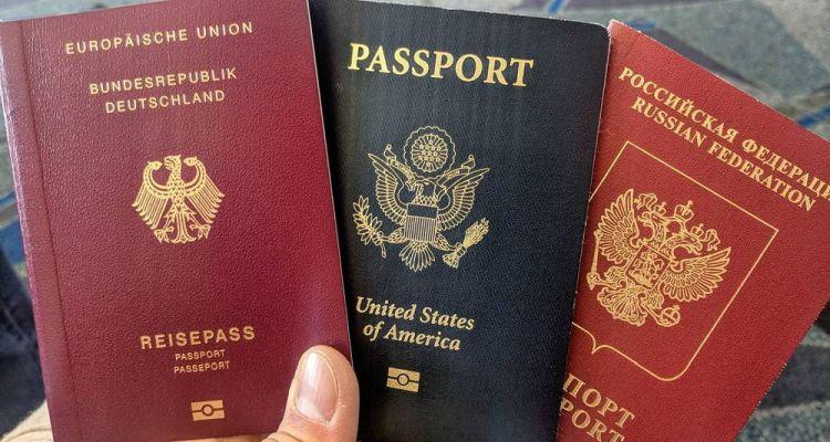 Двойное гражданство - IIG