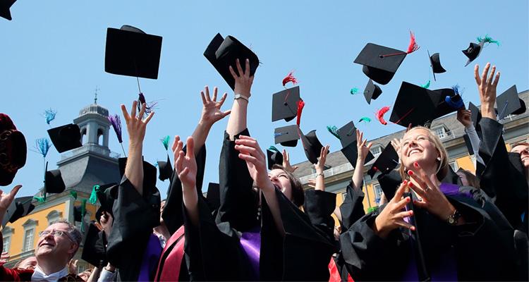 Выпускники немецкого университета - IIG