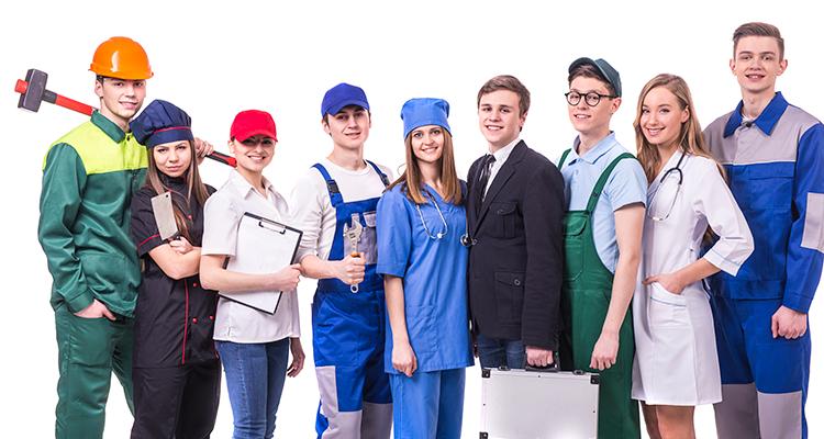 Приоритетные профессии для трудовой миграции в Германию - IIG