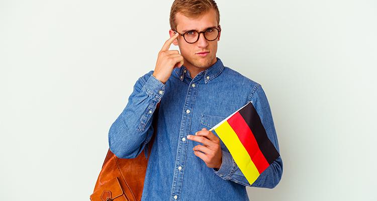 Иностранец въесжает в Германию с целью профессионального обучения - IIG